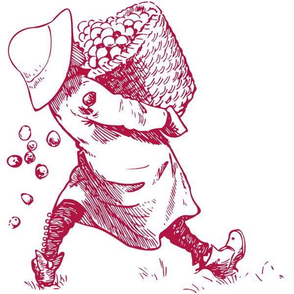 Illustration Bauer