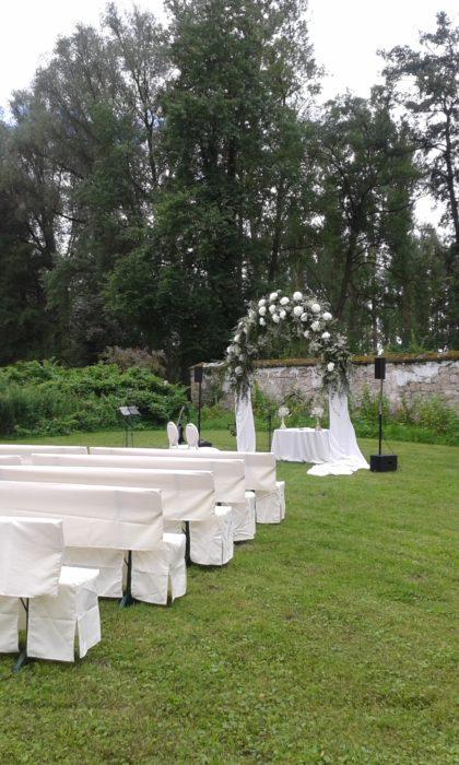 Schloss Eyrichshof Hochzeit