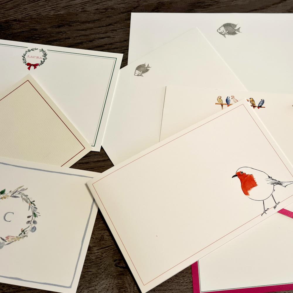 Briefkarten