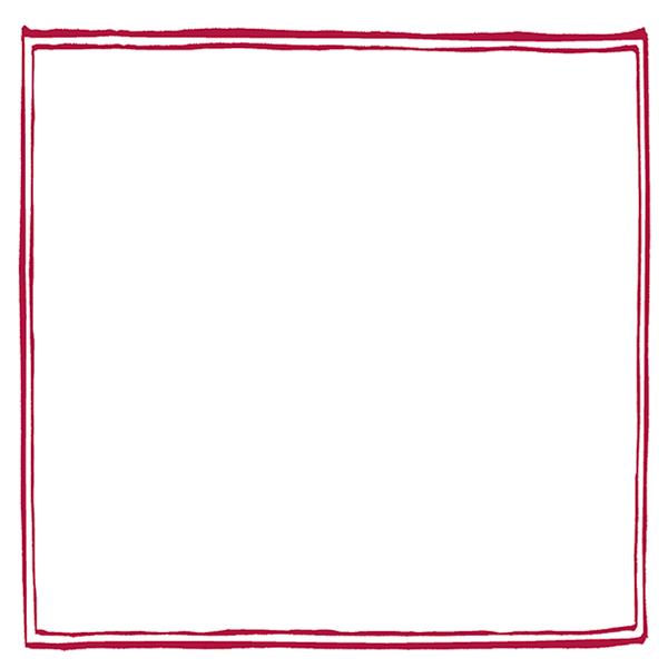 Rahmen gezeichnet