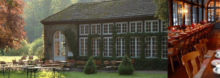 Schloss Rheder Orangerie