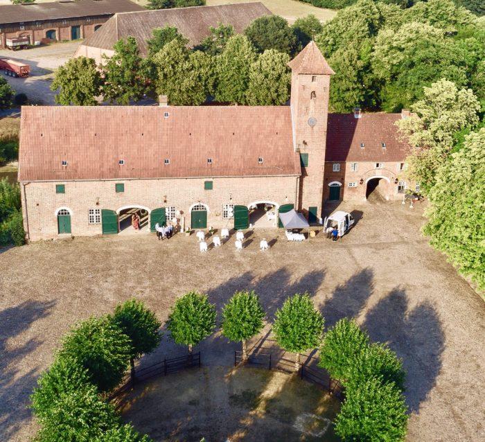 Sierhagen Luftbild